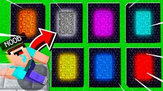 Video DON'T FALL IN THE WRONG MINECRAFT PORTAL! MP3, 3GP, MP4, WEBM, AVI, FLV Desember 2018