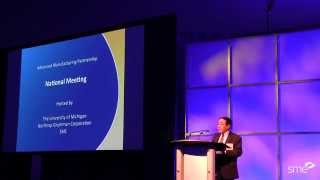 The Advanced Manufacturing Partnership 2.0 National Meeting took place at THE BIG M Event on June 9, 2014. The National...