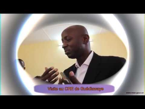 [Vidéo] - Visite guidée au Centre de Recherche et d'essais de Guédiawaye