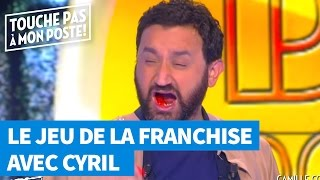 Video Le jeu de la franchise avec Cyril Hanouna MP3, 3GP, MP4, WEBM, AVI, FLV Juni 2017