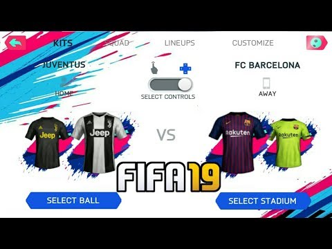FIFA 19 MOD FIFA 14 Android Offline 1.5GB New Face Kits & Transfers Update Best Graphics