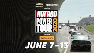 Hot Rod Power Tour 2020 by Hot Rod Magazine