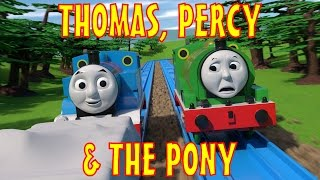 TOMICA Thomas & Friends Short 46: Thomas, Percy & the Pony Video
