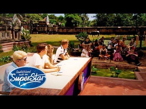 DSDS 2015 - Alle Auftritte aus der 14. Sendung vom 04.04.2015