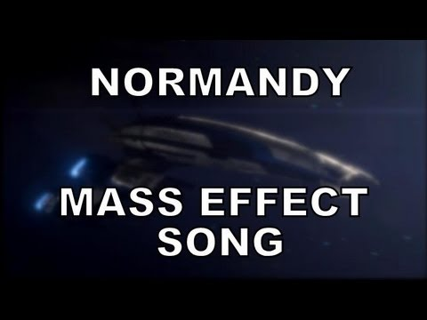 Normandy - Mass Effect Song by Miracle of Sound