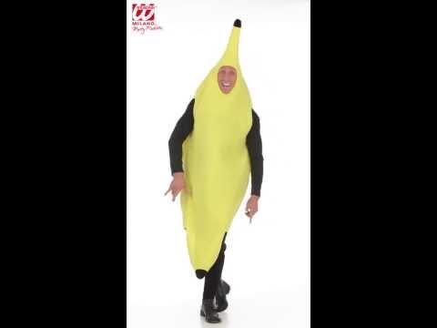 Déguisement Banane-v39336