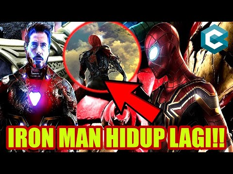 Iron Man Hidup Lagi Di Spider Man Far From Home !?