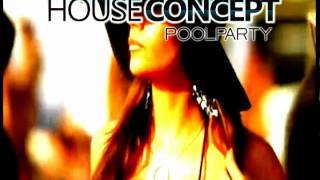 HOUSE.CONCEPT  POOL PARTY  SOLAR DAS PALMEIRAS  04.DEZ  DU SERENA(Tribe) - SP ELI IWASA(Heaven & Hell) - SP ARNALDO MIRANDA LIVE!