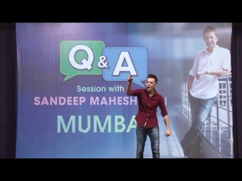 Take - When Mumbai finally got a chance at the Q&A Session with Sandeep Maheshwari, heartfelt questions poured out. From personal queries to logical problems, every...