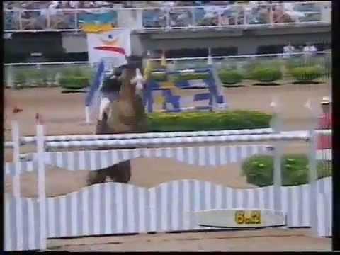 Merethe Jensen - Maxime - OS Barcelona 1992