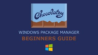 As many of you know, there are not a lot of good options for package managers on the Windows operating system. There is the Windows Store and Ninite, which has been one of my favorites, but Chocolatey surpasses Ninite in many areas including the number of software packages available for download. If you have ever used Apt Get or Yum on Linux operating systems, this is very similar. Chocolatey can be intimidating for some new users since it involves using the command prompt window, so I'll show you the basics and simplify the process on how to use some of advanced functionality. ▶Subscribe: https://www.youtube.com/techgumbo▶Share This Video: https://youtu.be/hfgZYpo5moAChocolatey: https://chocolatey.org/Music by: Gunnar Olsen, Jingle Punks, Vibe Tracks & Silent Partnerhttps://www.youtube.com/audiolibrary/music