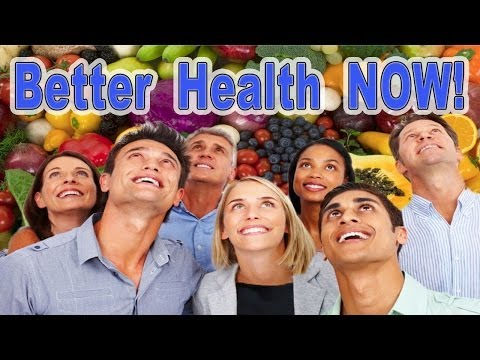 better health - http://www.worldslastchance.com/ - Better Health NOW! Good Health is essential for long life! Our bodies are the Temple of the Holy Spirit & God wants us to ...