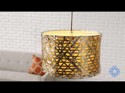 Video for Alita Drum Pendant