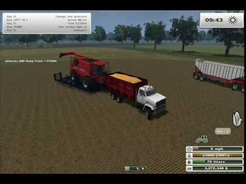 Small Fields custom harvest pack