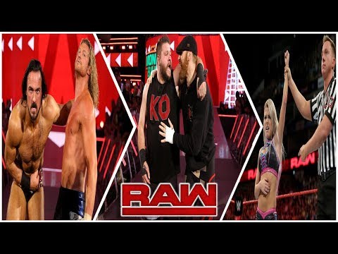 WWE Monday Night Raw 14th May Highlights நடந்தது என்ன ?   Wrestling Entertainment Tamil