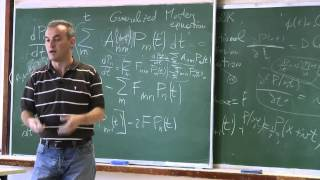 Probability function movement models | Luca Giuggioli 31 July 2012