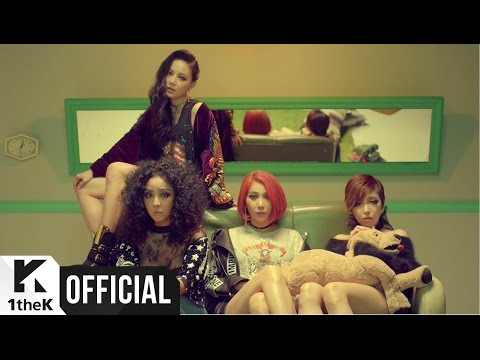 [MV] Brown Eyed Girls - 'Warm Hole'