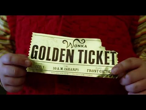 Charlie and the Chocolate Factory - Trailer