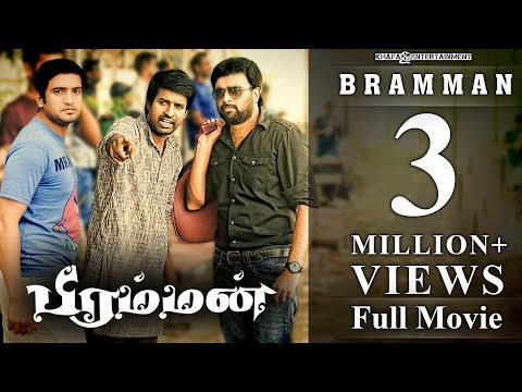 Bramman - Full Movie | Sasikumar | Lavanya Tripathi | Santhanam | Soori | DSP | HD 1080p