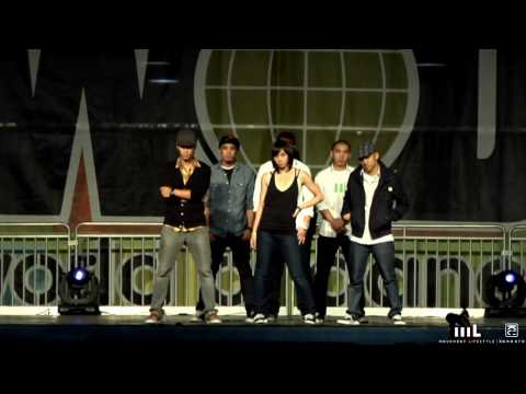 World of Dance 2010 Pomona - Movement Lifestyle ( HD )
