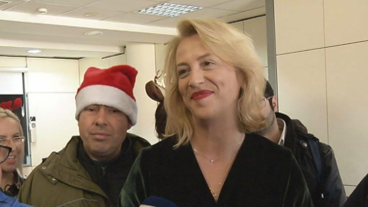 Χριστουγεννιάτικα κάλαντα και ευχές στην Περιφέρεια Αττικής