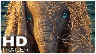 Video DUMBO Trailer (2019) MP3, 3GP, MP4, WEBM, AVI, FLV Juni 2018