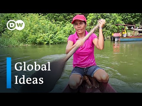 Kolumbien: Bedrohte Feuchtgebiete am Rio Magdalena  ...