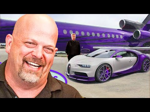 9 Things Rick Harrison Inherited From The Old Man…(Pawn Stars)