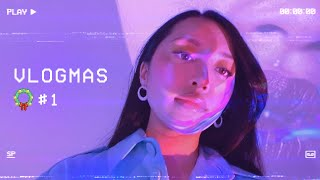 VLOGMAS ( BTS Jingleball, Photoshoot, Procrastinating ) by Michelle Phan