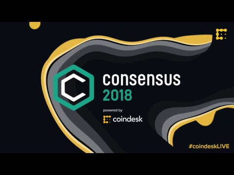#CoinDeskLIVE from #Consensus2018 video