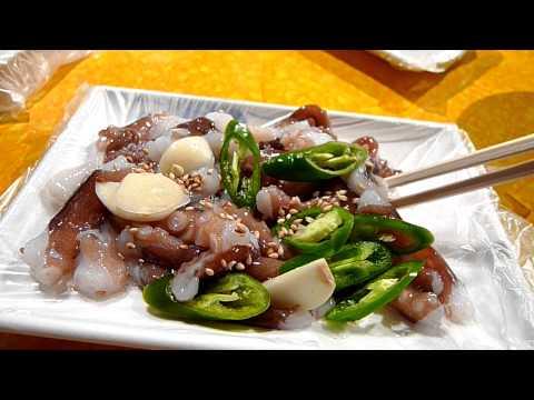 這樣的章魚料理,你會吃下肚嗎?