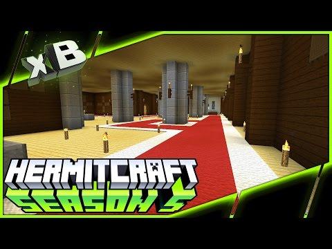 OPEN FLOOR PLAN! :: HermitCraft Season 5 :: Ep 6