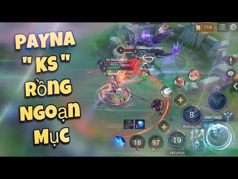 LIÊN QUÂN MOBILE   Trải nghiệm Skin mới vừa ra mắt Payna Nghìn Lẻ Một Đêm cùng FUNNY GAMING TV - Thời lượng: 12 phút.