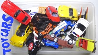 (Toy Cars #5 Video) ~ I found this small box of my old diecast cars in my attic. They sure are dusty! There are some really cool cars in here!Toy Cars #1 https://www.youtube.com/watch?v=-9xCqMLOK-YToy Cars #2 https://www.youtube.com/watch?v=PHE8TrRVpHIToy Cars #3 https://www.youtube.com/watch?v=DHDAOQf7tmEToy Cars #4 https://www.youtube.com/watch?v=4f9MJEk8FmUMy Facebook https://www.facebook.com/xINVISIGOTHxMusic by Kevin MacLeodToy cars, small car, truck, diecast model vehicles. Sports cars, work trucks, Police cruisers. Ferarri 250 GTO Porsche 911 Carrera 959 Chevrolet Camaro Caprise Corvette Zamboni Ford Crown Victoria Cadillac eldorado Volkswagen Beetle dune buggy van vanagon Batmobile Jaguar xj220 Dodge Viper Chrysler Pronto Cruiser Fiat cinquecento forklift welly road champs burago bburago maisto. Fun for kid's play time, or adult collectors can display them