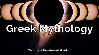 Greek Mythology (Audiobook)