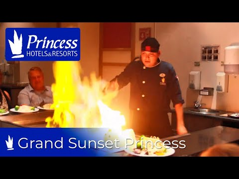 Restaurants Grand Sunset Princess | Playa del Carmen