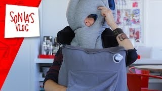 Travel Tips: Travel Neck Pillow Review
