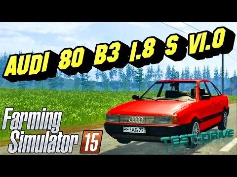 Audi 80 B3 1.8 S v1.0 Last Edition