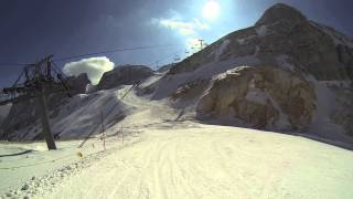 Sella Nevea Italy  City pictures : NEW! SKI RESORT KANIN - SELLA NEVEA, SLOPE