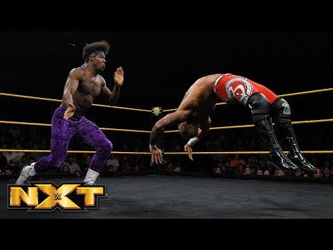 Ricochet vs. Velveteen Dream: WWE NXT, May 16, 2018