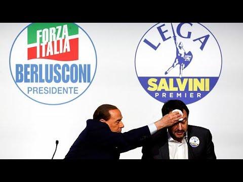 Erste Regierungsgespräche in Italien - die dürften  ...