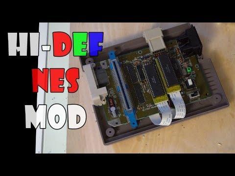 Hi-Def NES - Famicom AV [English Sub]