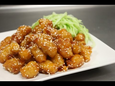Sizzling Wok Style Sesame Chicken (Honey Chicken) Recipe