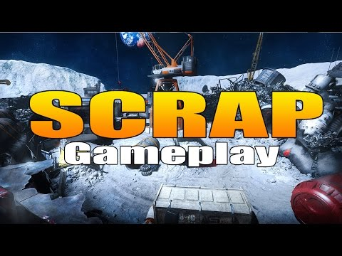 Scrap Early Gameplay (Infinite Warfare DLC 2 Continuum)
