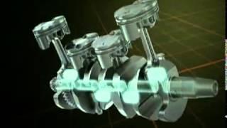 1. 2009 Yamaha YZF R1 engine  technology  explanation