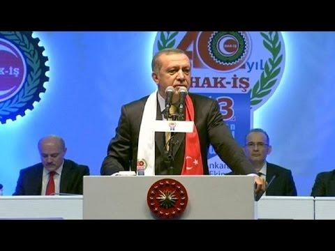 Ερντογάν: «Ισλαμικό Κράτος, Δαμασκός και ΡΚΚ πίσω από την επίθεση στην Άγκυρα»