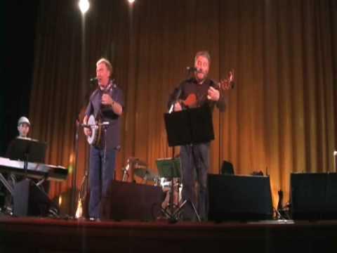 Still from the Black Brothers - Ireland Boys Hooray! video