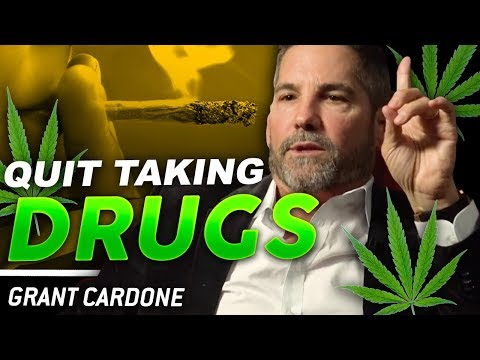 STOP SMOKING WEED - GRANT CARDONE | London Real
