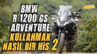 5. Bmw R 1200 GS Adventure Ä°nceleme