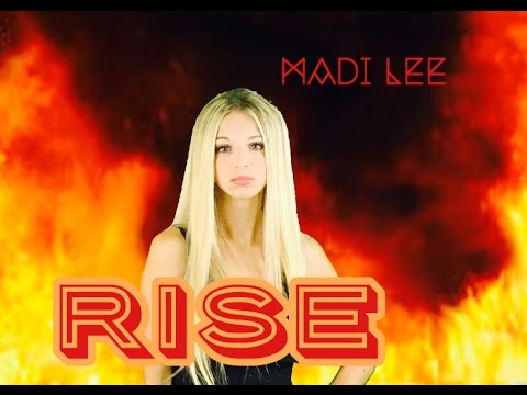 "Katy Perry  ""Rise"" Cover"